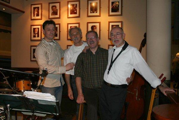 Henk van Amerongen Quartet