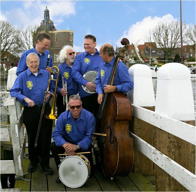 2021-03-07- Herringtown Jazz Band